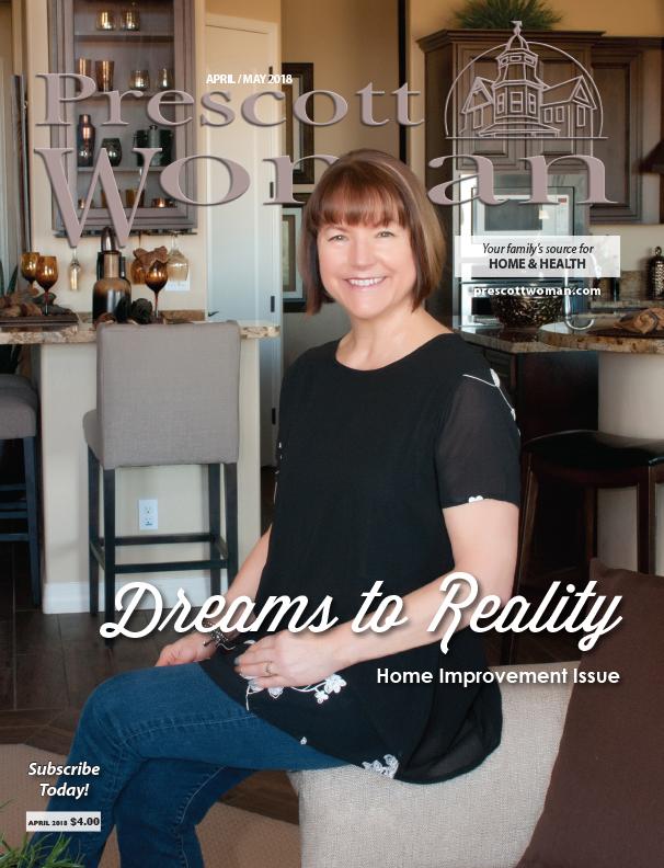 Prescott Woman Magazine April/May 2018