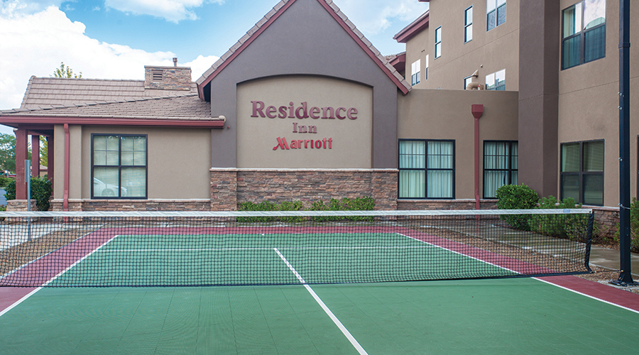 Live, Work, Relax at Residence Inn