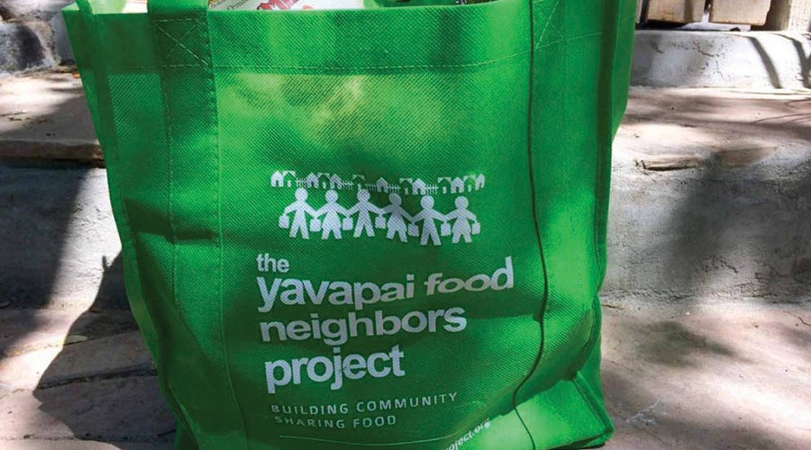 Yavapai Food Neighbors and the Power of One Green Bag