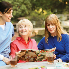 Home Care Agency Uses Science-Based Approach to Boost Clients' Quality of Life