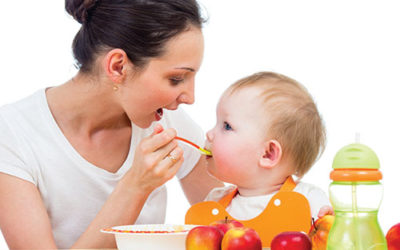 5 Myths About Your Baby and Eating.