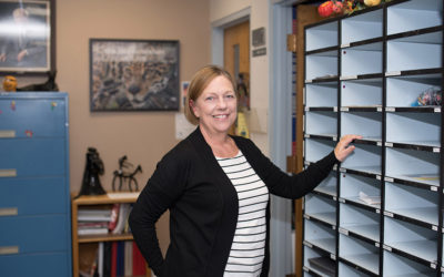 PUSD Administrative Assistant Ellen Gershman: Arizona Pride Through and Through