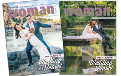Special Wedding Edition – Features Two Covers