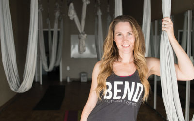 Bend Yoga Studio Owner Sarah Rainwater