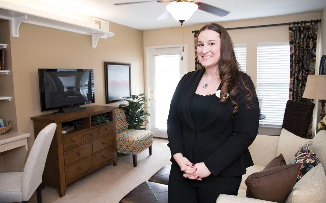 Alyssa Brandon: Executive Director of Brookdale Senior Living: A Community Highlighted by Quality Care, Staff Longevity and Those Spectacular Prescott Views
