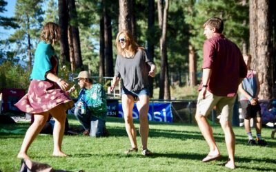 Pickin' in the Pines Festival is just the right vibe