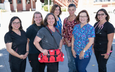 The Nurses of Prescott Unified School District: Teachers, Mentors and Skilled Healthcare Professionals All Rolled into One