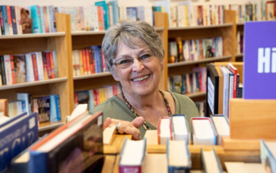 The Purple Cat Bookshop: It's Not Just About the Books!