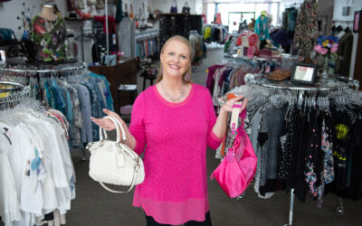 The New Owner of SMARTgirls Resale Fashion shares her story—and fashion trends for fall