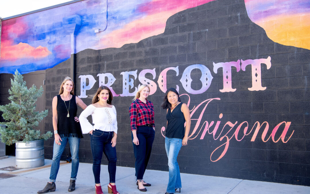 Women in Business Downtown Prescott