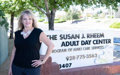 Laura Dreibelbis of The Susan J. Rheem Adult Day Center: Making a Difference in a Fulfilling Career