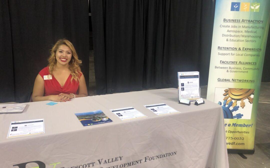 Leslie Contreras, Economic Development Coordinator, Prescott Valley Economic Development Foundation