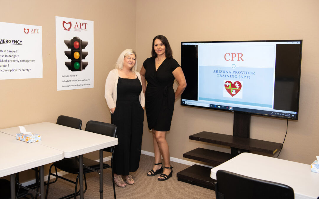 Arizona Provider Training: Paving the Way to Excellence with Quality Instructors and Programs