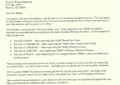 YRMC Foundation