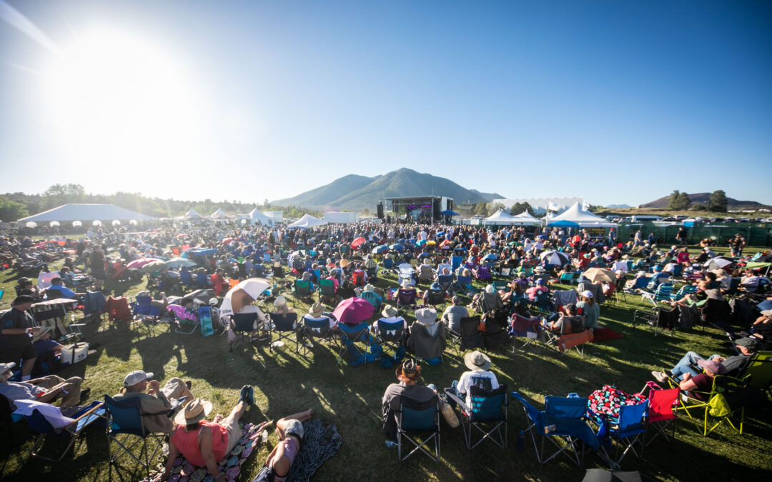 Head up to the cool country for Flagstaff Blues & Brews