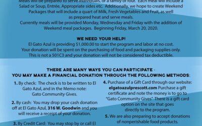 Gato Community Gives