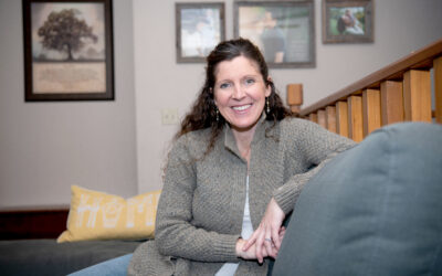 Jessica Stickel: Balancing Family and Career with the Right Kind of Support