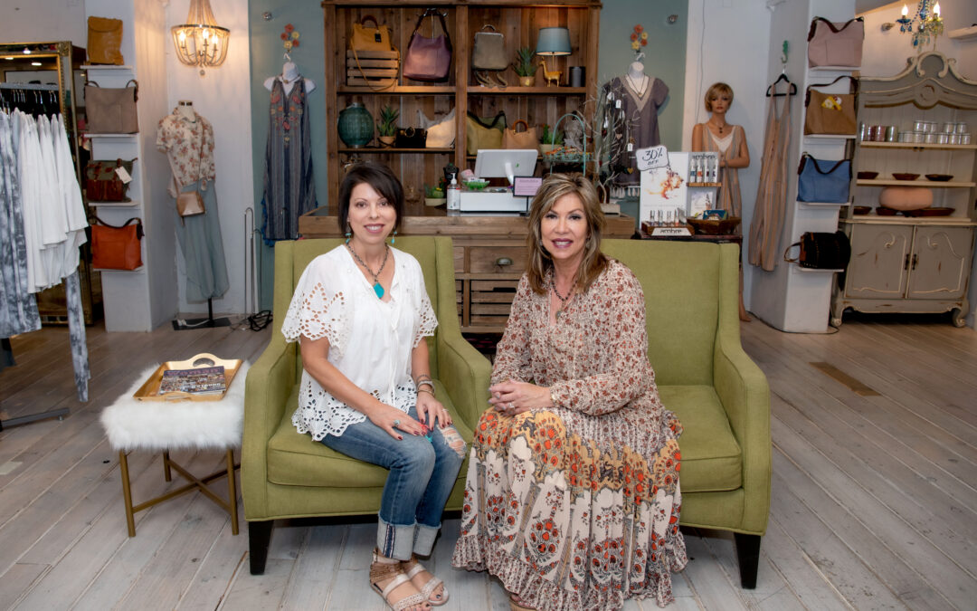 Out with the Old and In with the New – It's Fall Fashion Time in Prescott