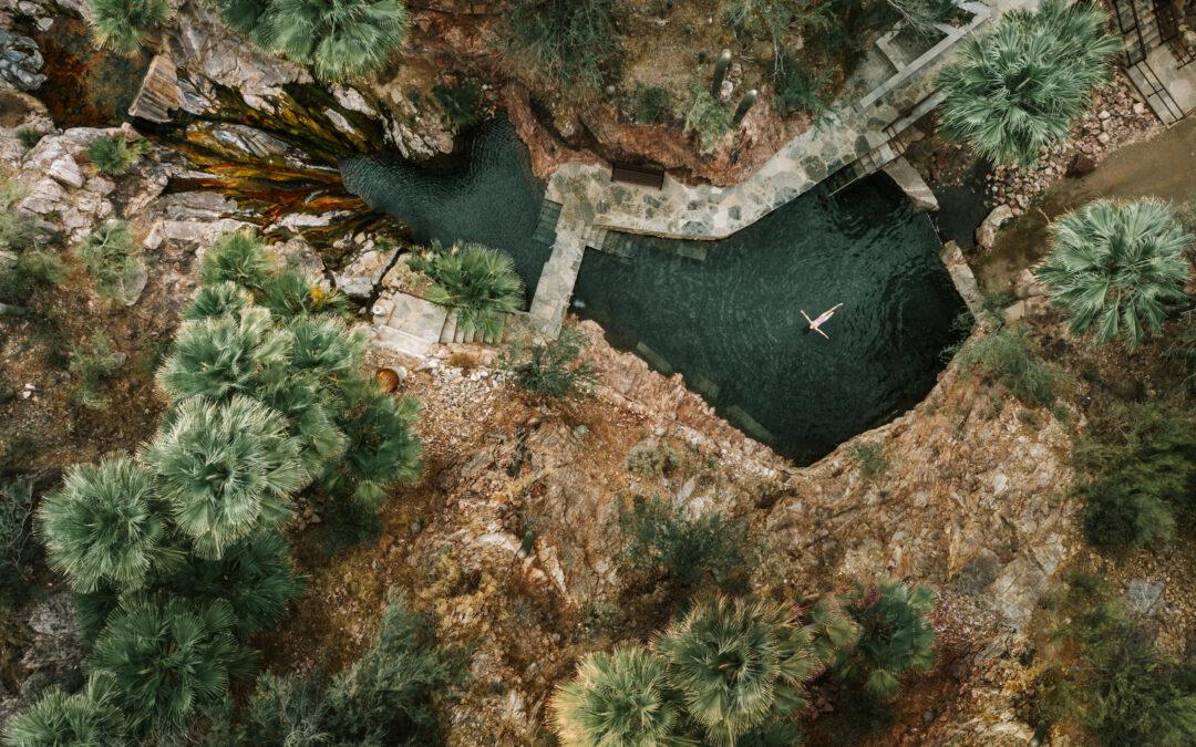 Arizona's very own Shangri-La; Castle Hot Springs resort is back