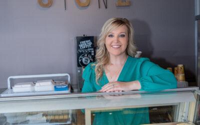 Kim Blumstein of Flour Stone Bakery