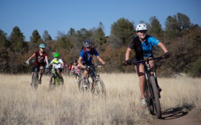 Hit the Trail … on a Bike